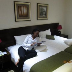 Отель Oasis Motel Габороне детские мероприятия