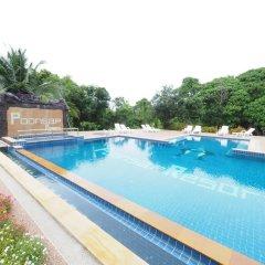 Отель Poonsap Resort Ланта бассейн фото 3