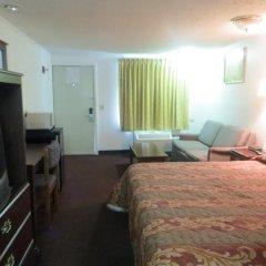 Отель M Star Columbus North 2* Стандартный номер фото 6