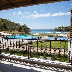 Отель Thassos Grand Resort балкон