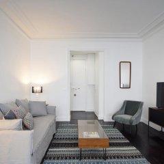 Отель Parisian Home - Appartements Montorgueil Apartment Франция, Париж - отзывы, цены и фото номеров - забронировать отель Parisian Home - Appartements Montorgueil Apartment онлайн комната для гостей фото 2
