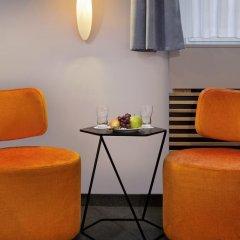 Отель IntercityHotel München 4* Стандартный номер с двуспальной кроватью фото 3