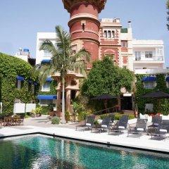 Hotel Medium Sitges Park бассейн фото 3