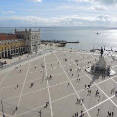 Отель Duplex Alfama Португалия, Лиссабон - отзывы, цены и фото номеров - забронировать отель Duplex Alfama онлайн балкон