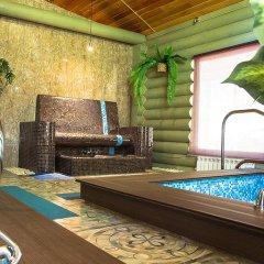 Гостиница Green Forest Club сауна