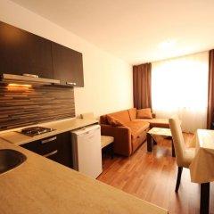 Апартаменты Menada Diamant Residence Apartments Солнечный берег в номере фото 2