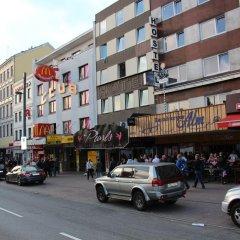 Отель Ambiente By Next Inn Германия, Гамбург - отзывы, цены и фото номеров - забронировать отель Ambiente By Next Inn онлайн парковка
