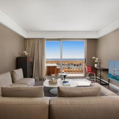 Pure Salt Port Adriano Hotel & SPA - Adults Only 5* Люкс с различными типами кроватей фото 11