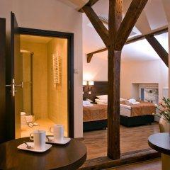 Отель Spatz Aparthotel 3* Номер Делюкс с различными типами кроватей фото 5