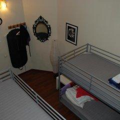 Hostel Moscow 444 Кровать в общем номере с двухъярусными кроватями фото 5