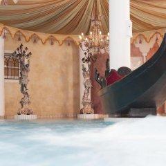 Отель Das Central – Alpine . Luxury . Life бассейн