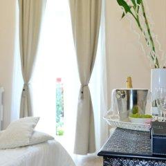 Отель St. George's Vatican Suites Улучшенный номер с различными типами кроватей фото 9