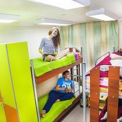 Хостел Миллениум Кровать в общем номере с двухъярусными кроватями фото 3