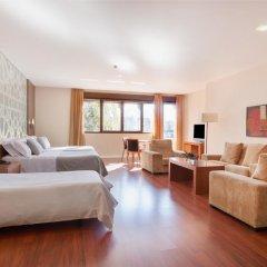 Hotel Granada Palace 4* Стандартный номер с различными типами кроватей фото 7