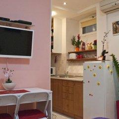 Апартаменты Studio Venera Семейная студия с двуспальной кроватью фото 11