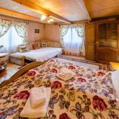 Гостиница Велика Ведмедиця комната для гостей фото 4