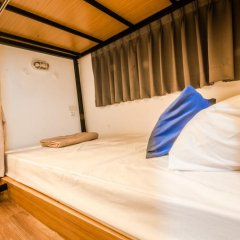 Pier 49 Hostel Кровать в общем номере с двухъярусной кроватью фото 16