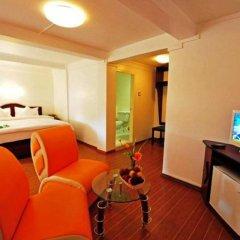 Clover Hotel 3* Номер Делюкс с различными типами кроватей фото 10