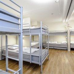 City Hostel Кровать в общем номере фото 9