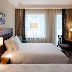 Гостиница Hilton Garden Inn Moscow Новая Рига 4* Стандартный номер с 2 отдельными кроватями