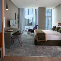 Отель ibis Styles Dubai Jumeira Стандартный номер с различными типами кроватей фото 4