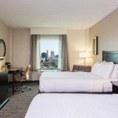 Crowne Plaza Memphis Downtown Hotel 3* Стандартный номер с различными типами кроватей фото 3