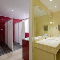 Отель If Vilamoura - Hostel/Backpacker accommodation Португалия, Виламура - отзывы, цены и фото номеров - забронировать отель If Vilamoura - Hostel/Backpacker accommodation онлайн ванная фото 2