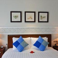 Lantana Hoi An Boutique Hotel & Spa 4* Улучшенный номер с различными типами кроватей фото 2