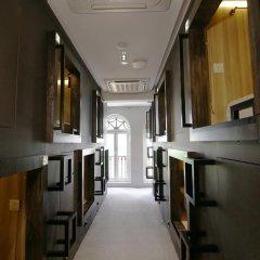 Lulu Hotel 3* Кровать в общем номере фото 11