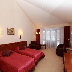 Гостиница Комплекс отдыха Завидово 4* Стандартный номер 2 отдельные кровати фото 3