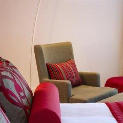 Отель Radisson Blu Resort & Thalasso, Hammamet 5* Стандартный номер с различными типами кроватей фото 12