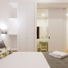Отель MyStay Porto Bolhão Студия с различными типами кроватей фото 11
