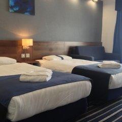 Отель Piries Hotel Великобритания, Эдинбург - отзывы, цены и фото номеров - забронировать отель Piries Hotel онлайн комната для гостей фото 5