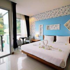 Отель Natalie House 1 2* Улучшенный номер с различными типами кроватей фото 11
