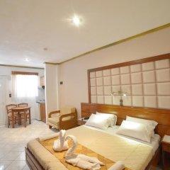 Отель Angelina Hotel & Apartments Греция, Корфу - отзывы, цены и фото номеров - забронировать отель Angelina Hotel & Apartments онлайн комната для гостей фото 5