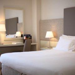 National Hotel 4* Улучшенный номер двуспальная кровать фото 3