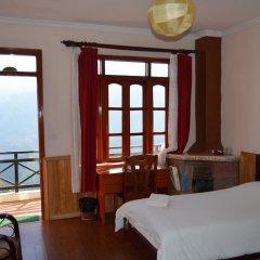 Отель Cat Cat View 3* Улучшенный номер с двуспальной кроватью фото 3
