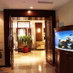 Отель New Harbour Service Apartments Китай, Шанхай - 3 отзыва об отеле, цены и фото номеров - забронировать отель New Harbour Service Apartments онлайн интерьер отеля