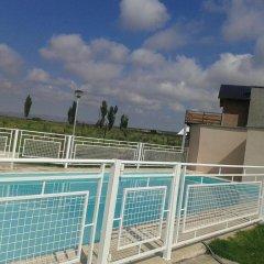 Отель Cabañas Diaz Felices Вейнтисинко де Майо бассейн
