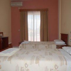Отель Mario Hotel Албания, Саранда - отзывы, цены и фото номеров - забронировать отель Mario Hotel онлайн комната для гостей фото 5