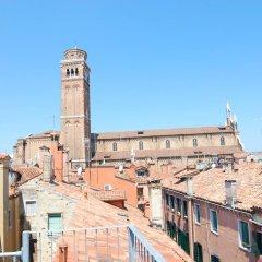 Отель Haven Hostel San Toma Италия, Венеция - отзывы, цены и фото номеров - забронировать отель Haven Hostel San Toma онлайн балкон