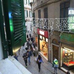 Отель Appartamento al Ponte Reale Генуя балкон