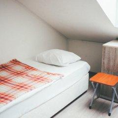 Хостел Крыша Кровать в общем номере двухъярусные кровати фото 6