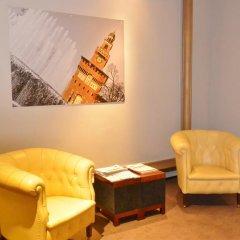 Отель IH Hotels Milano Ambasciatori удобства в номере фото 2