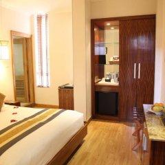 Hanoi Elite Hotel 3* Улучшенный номер с различными типами кроватей фото 2