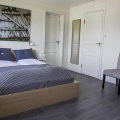 Lillehammer Turistsenter Budget Hotel 3* Стандартный семейный номер с двуспальной кроватью фото 5