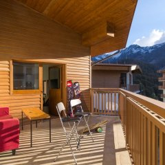 Гостиница Riders Lodge 2* Шале с различными типами кроватей фото 5
