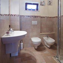Отель b&b Casa Fusco Фонди ванная
