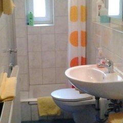 Отель Gabelsberger Apartment to share Германия, Нюрнберг - отзывы, цены и фото номеров - забронировать отель Gabelsberger Apartment to share онлайн ванная