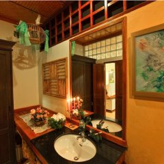 Отель Green View Village Resort 3* Стандартный номер с различными типами кроватей фото 7